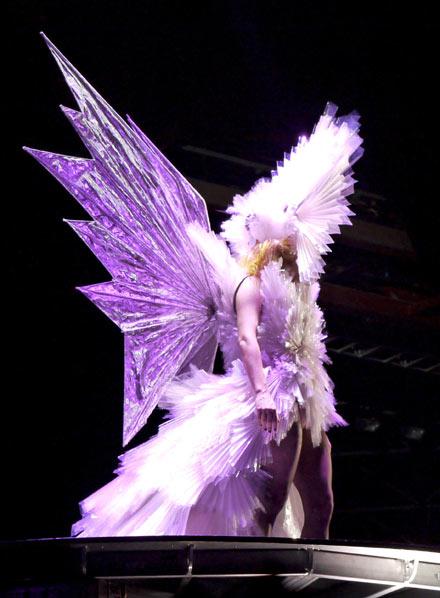 lady gaga 2011 tour. Lady GaGa @ Birmingham LG