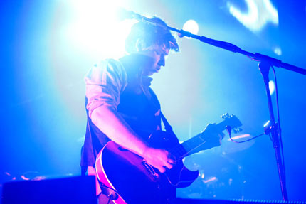 Kings Of Leon live in Manchester