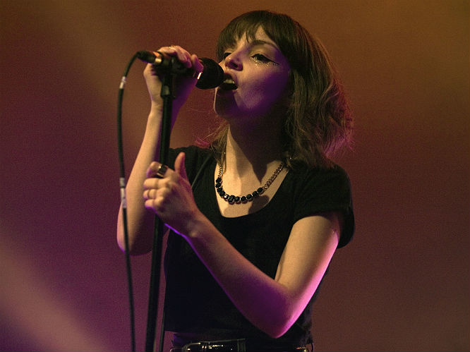 CHRVCHES: As well as gifting us with electro pop gems such as 'The Mother We Share', CHVRCHES vocalist Lauren Mayberry is also refreshingly open and, indeed, eloquent on the subject of feminism and sexuality. Mayberry DJs at a number of LGBT events, including the UK's first lesbian prom back in November 2013,