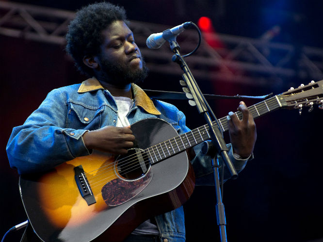 Michael Kiwanuka @ Latitude - Day 2