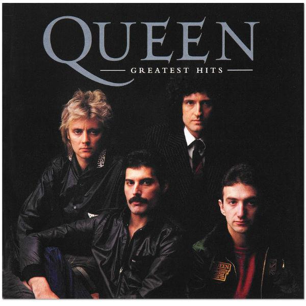 Queen Greatest Hits Album Cover Queen Greatest ...