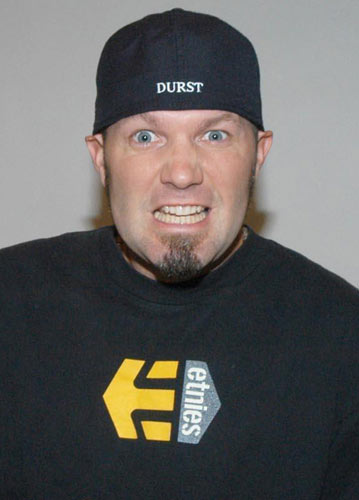 Fred Durst ? The 38-year-old's main crime is that he's frontman of one of ...
