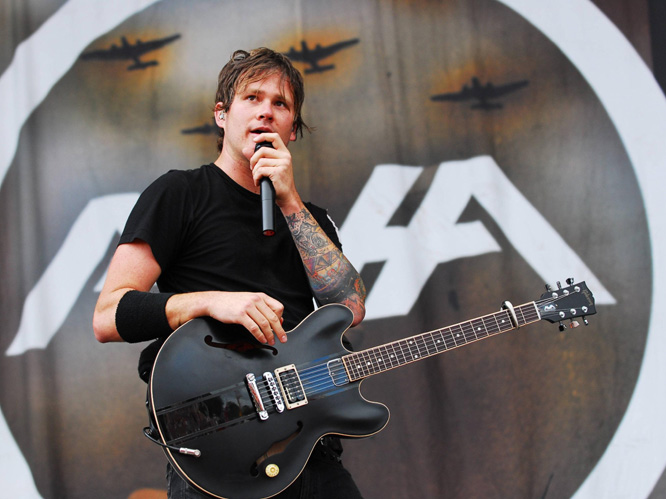 Angels and Airwaves. Leeds 2007.