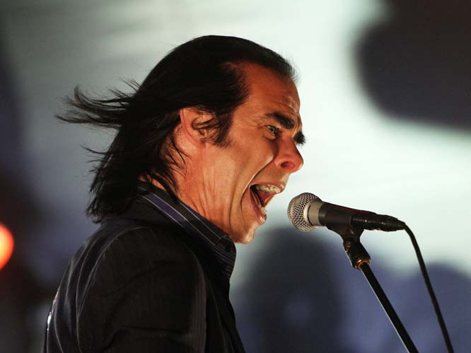 Nick Cave: Soloist and Frontman of Grinderman and the Bad Seeds is famous for his miserable, monotone voice. If you can over the misery, he''s one of the most important songwriters of his generation.