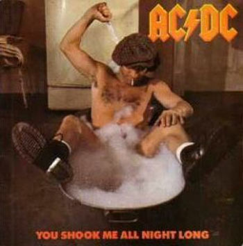 AC/DC: 'You Shook Me All
