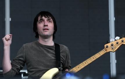 Colin Greenwood Young Colin Greenwood