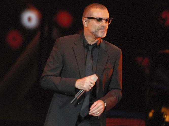 Confirmed: George Michael.