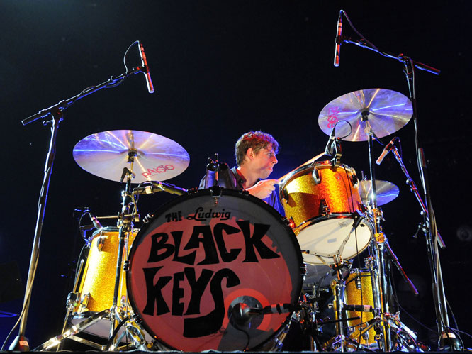 Black Sabbath: In June 2012 Patrick Carney said,