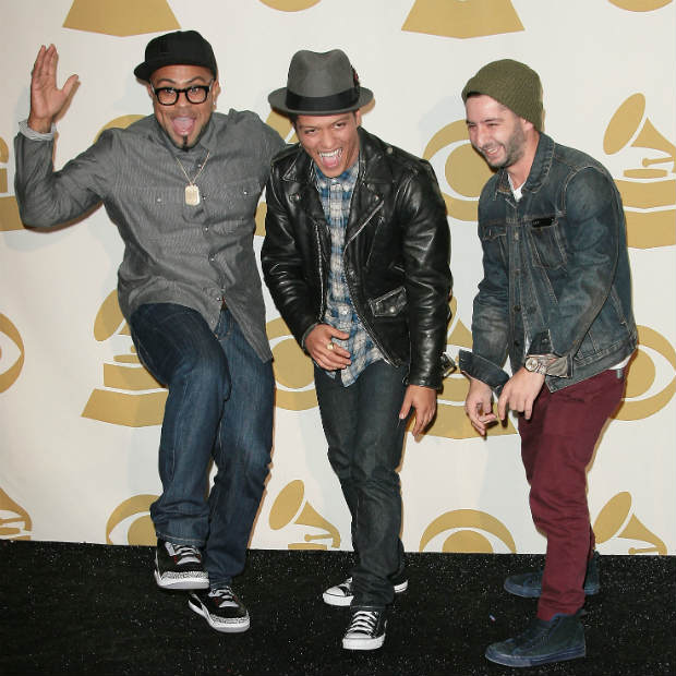 Bruno Mars, Ari Levine And Philip Lawrence