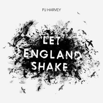 PJ Harvey - Let England Shake (4/1)