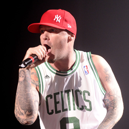 Fred Durst with 'unidentified Female' - The Limp Bizkit frontman had a video of him and an unknown woman having sex leaked onto the internet by a repairman who had been working on his computer. He later sued the website Gawker and nine others for $70 million dollars.