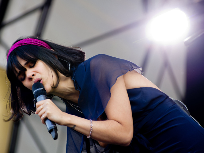 Bat For Lashes - Day 3