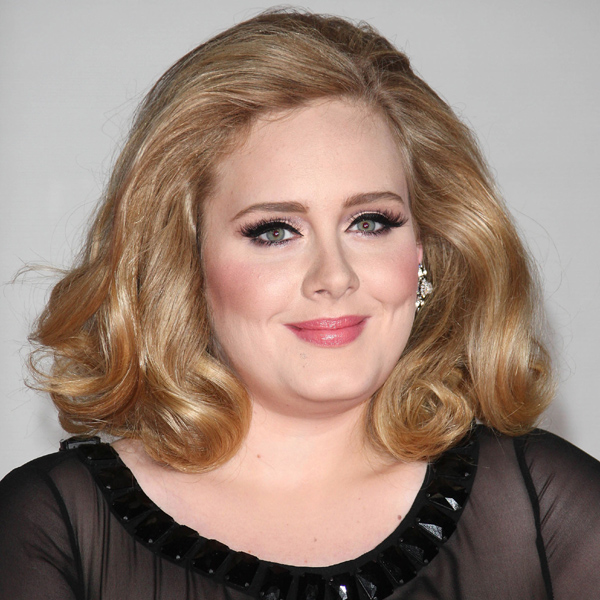 Adele: Speaking about the infamous moment when Adele was cut short during her speech at the 2012 BRIT Awards. 