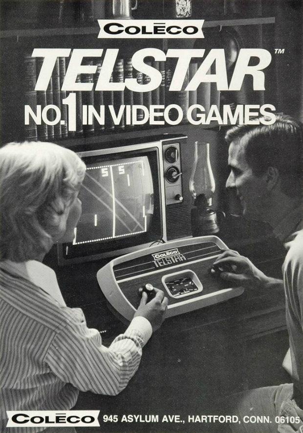 Coleco Telstar (1976)