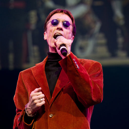 Robin Gibb: Despite doctors giving him a slim chance of winning his fight with cancer, Robin Gibb has woken from his coma and seems to be fairing well.
