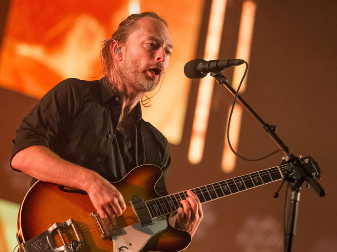 Radiohead: The King Of Limbs tour hits the UK at last with Thom Yorke and co. playing homecoming gigs in London and Manchester this October.