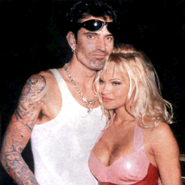 Pamela Anderson, Tommy Lee and a sex tape: One of the most infamous sex tap