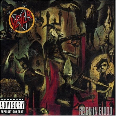 9 - Slayer, &#39;Angel Of Death&#39; (1986)