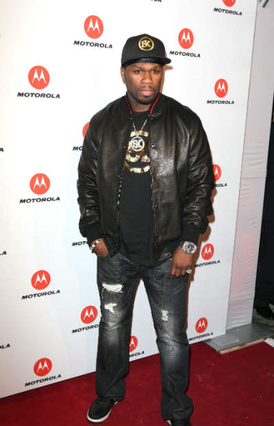 January: 50 Cent earns $8.7 million after promoting H & H Imports over Twitter, he stated: