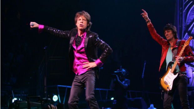 The Rolling Stones: It may be a miracle that they're still alive, but the rockers are currently hatching a plan to mark their 50th anniversary later on this year.