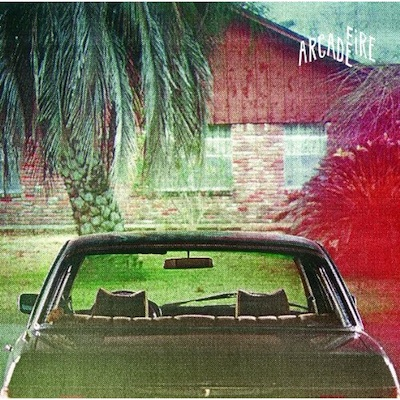 1 - Arcade Fire, 'The Suburbs'. Gigwise said: