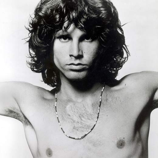 Jim Morrison - 1969: The Doors frontman spent a grand total of zero nights in jail after exposing himself on stage during a performance. He was sentenced to six months hard labour, but was free on appeal. He died before the case was resolved and received a posthumous pardon in 2010.