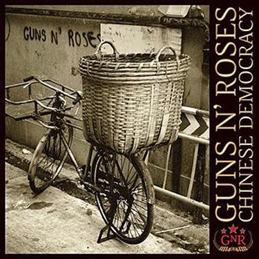 Finally, after a fifteen year wait the sixth Guns N' Roses studio album 'Chinese Democracy' was released in the US on November 23, 2008 and a day later in the UK. The 14-track album has received decidedly mixed reviews from the critics in the run-up to its release. Fingers crossed we won't have to wait half as long for the next instalment in the career of Guns N Roses!