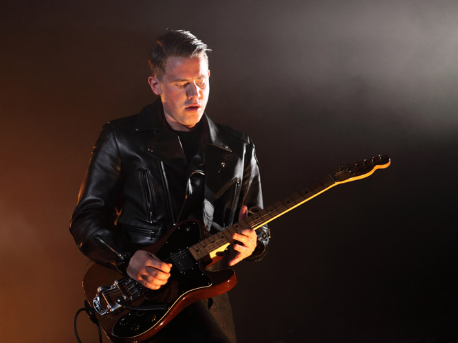 Jamie Cook of Arctic Monkeys recently announced that he is set to marry long term girlfriend Katie Downes - yes, he&#39;&#39;s finally popped the question. Both sides of the couple seem happy, but let&#39;&#39;s hope Cook doesn&#39;&#39;t do a Paul Weller and insist on the Arctic Monkeys&#39;&#39; next album being full of love songs...