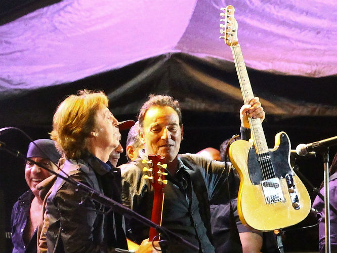 Bruce Springsteen live @ Hard Rock Calling, Hyde Park London