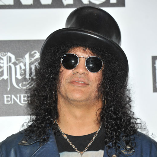 Slash @ Kerrang Awards 2012