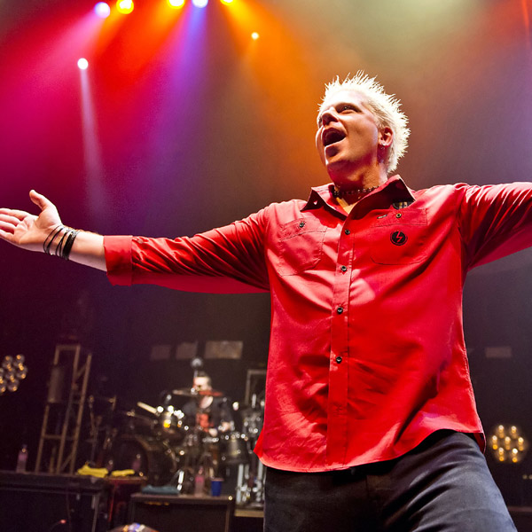 The Offspring: As well as nachos, Dexter Holland told Gigwise recently, 