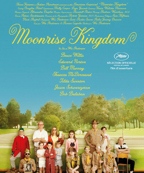 Moonrise Kingdom - May 25th