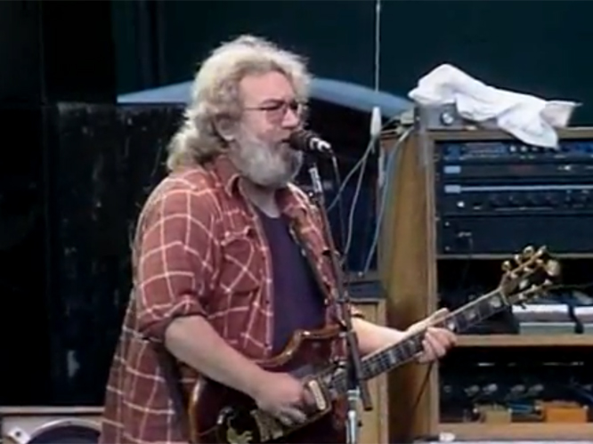 jerry garcia research notes Released - february 1998 recorded - december 29, 1977 first set: jack straw (robert hunter, bob weir) -- 0:00 they love each other (hunter, jerry garcia.