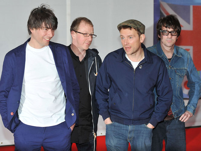 Blur live in Hyde Park on August 12th to coincide with the end of the Games.