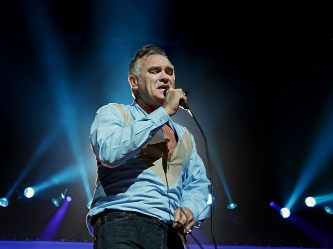 Morrissey kicks off the Olympic discussion with his latest angry rant. Posting on his website, the ex-Smiths frontman insisted that the Olympics is all about jingoism and false patriotism, saying: 
