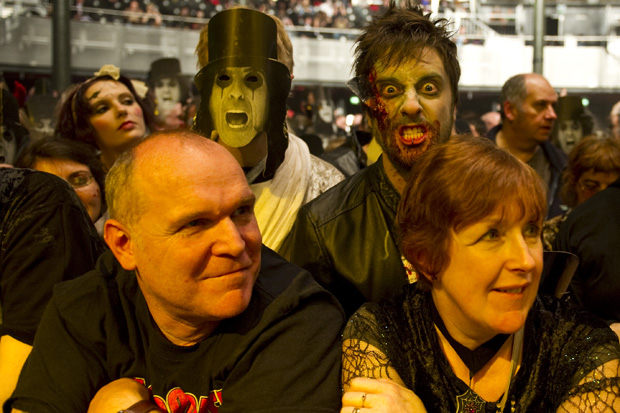 Alice Cooper's Audience