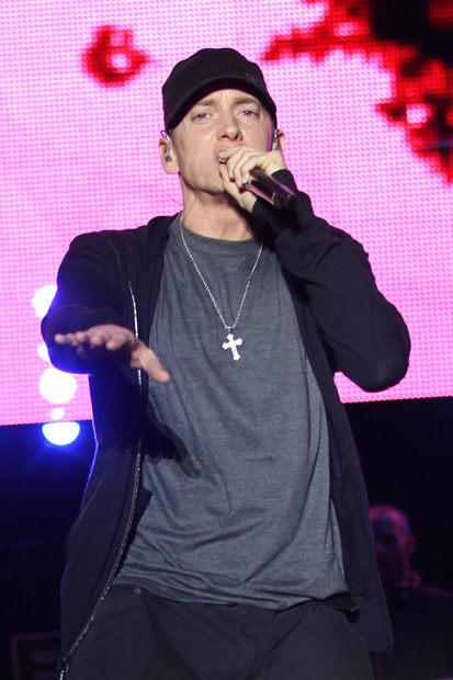 Eminem may not be seen as an obvious Dylan fan but the rapper has praised the singer and the pair were rumoured to perform at this year's Grammy Awards