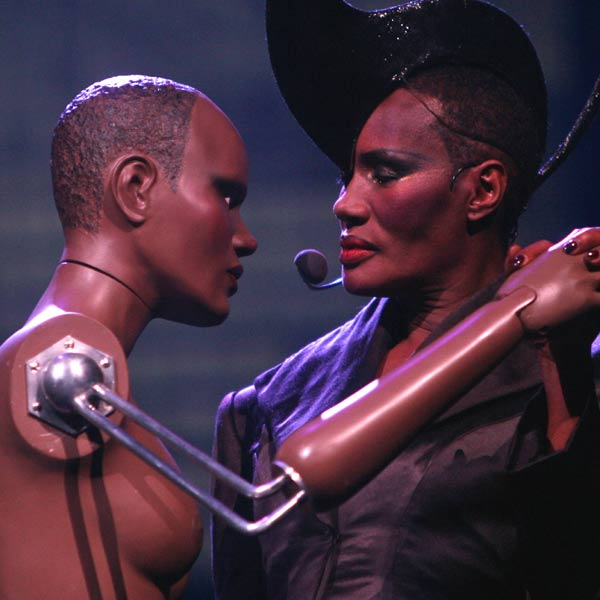Sunday: Grace Jones