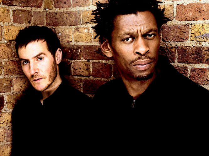 Massive Attack: Hmm. The trip-hop duo may think they're distracting us with a ton of amazing live shows in the past couple of years, but we're still very much waiting for the follow-up to their 2010 LP Heligoland.