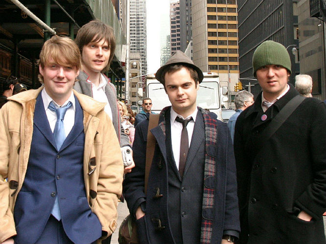 Class of 2005: what happened to the bands who rivalled ...