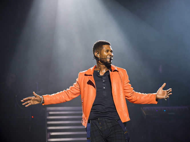 1 September: Usher