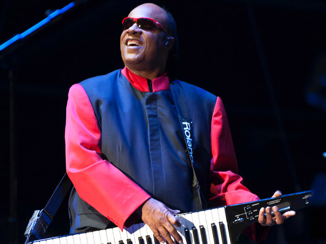 Stevie Wonder - Bestival