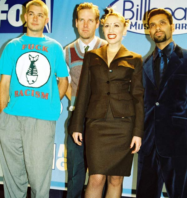 No Doubt: Hands up who wants a 2012 ska-punk revival? Anyone? No. Gwen Stefani wasn't too bad as a solo artist, can't she just stick to that?