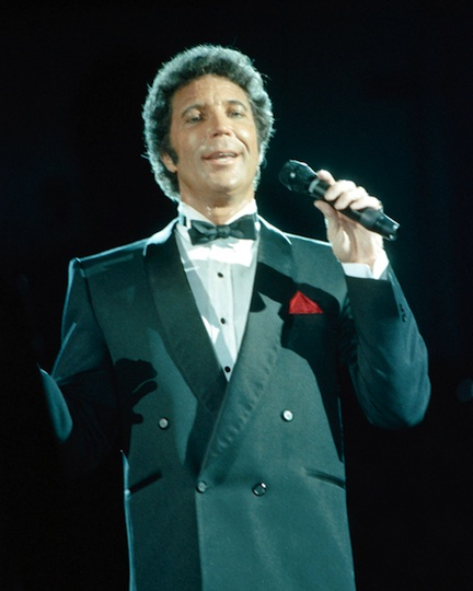 1 - Tom Jones was born Thomas John Woodwood to Freda Jones and Thomas Woodward in the mining village of Trefforest, Pontypridd, near Cardiff, on June 7 1940.