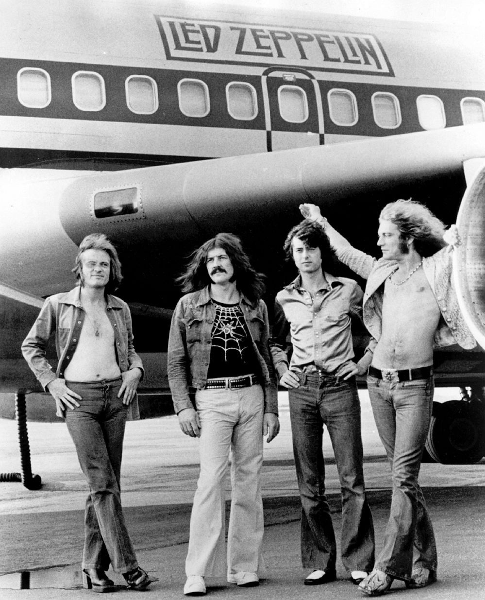 Led Zeppelin  Tour