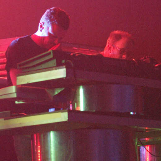 Chemical Brothers: The duo's recent work has consisted of soundtrack work (for Black Swan and Hanna). Hopes are high for a studio comeback.