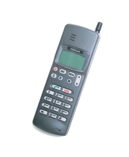 Nokia 101 (1992) - Nokia&#39;s first truly mobile phone.