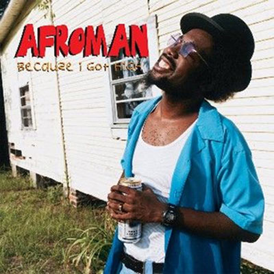 50. Afroman: 'Because I Got High' (2001) - A