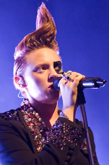 La Roux @ Shepherds Bush Empire, London