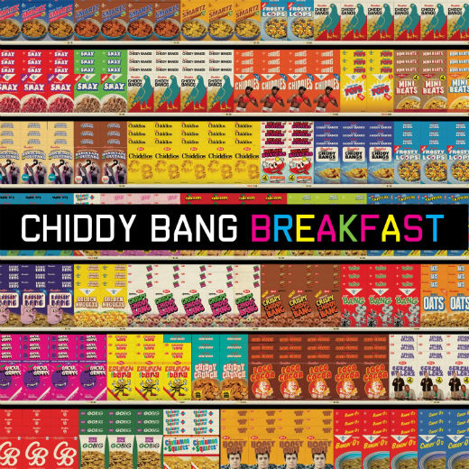 Chiddy Bang - 'Breakfast': We waited a long time for this album to be released after a number of E.P's but it was well worth it. Lead single 'Ray Charles' has kept UK radio a more entertaining place for the past few months.